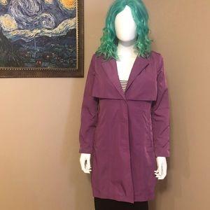 Badgley Mischka American Glamour Trench Coat